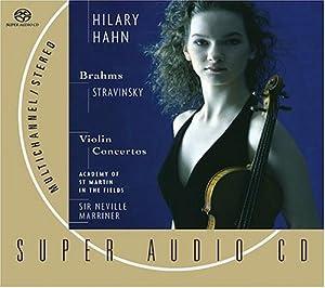 Brahms/Stravinsky: Violin Concertos