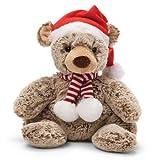 Gund Fun Christmas Mushmellows Bear 11.5