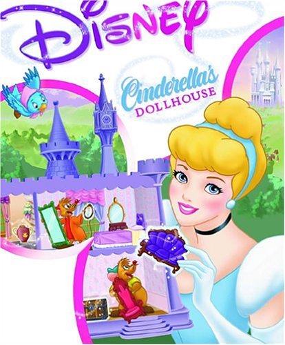 Cinderella'S Dollhouse Lg front-927818