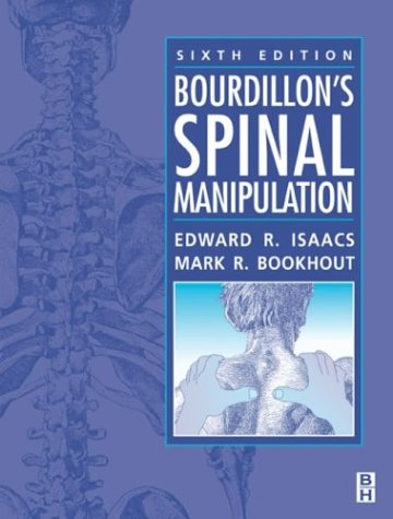 Bourdillon's Spinal Manipulation