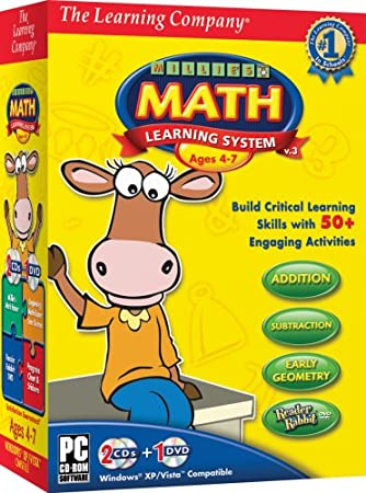 TLC Millie's Math Learning System 2008 [Old Version]