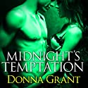 Midnight's Temptation: Dark Warriors, Book 7 Audiobook by Donna Grant Narrated by Arika Escalona Rapson