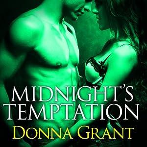 Midnight's Temptation: Dark Warriors, Book 7 | [Donna Grant]