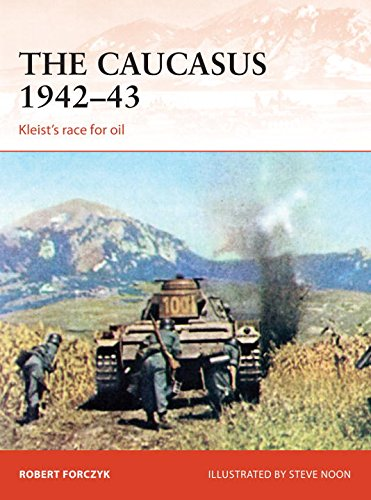 The Caucasus 1942-43: Kleist's Race for Oil (Campaign)