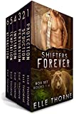 Shifters Forever The Boxed Set Books 1 - 6: BBW Paranormal Shape Shifter Romance