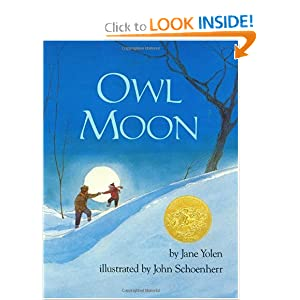 Jane Yolen, Owl Moon