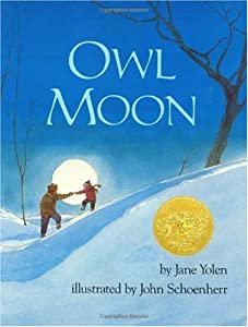 "Cover of ""Owl Moon"""