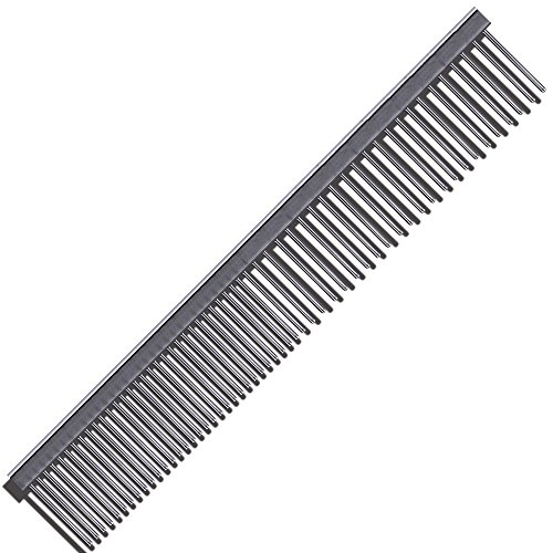 homdox-pet-grooming-comb-stainless-steel-lightweight-dog-combs-for-grooming
