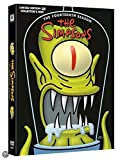The Simpsons Season 14 uncut limited edition Kang head 4 DVD Collectors Edition