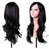 "Outop 28"" Long Heat Resistant Big Wavy Cosplay Wig"
