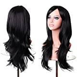"Cosplay Inshop 28 "" Long Big Wavy Hair Heat Resistant Cosplay Wig Free Shipping"