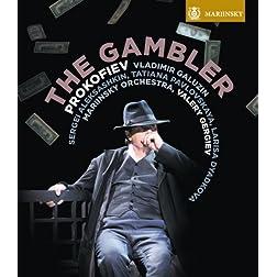 Prokofiev: The Gambler [Blu-ray]
