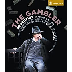 Prokofiev: The Gambler [Blu-ray]
