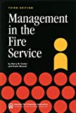img - for Management in the Fire Service, 3e book / textbook / text book