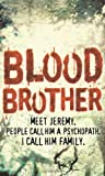J. A. Kerley Blood Brother (Carson Ryder, Book 4)