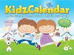 KidzCalendar: A Fun Sticker Calendar...