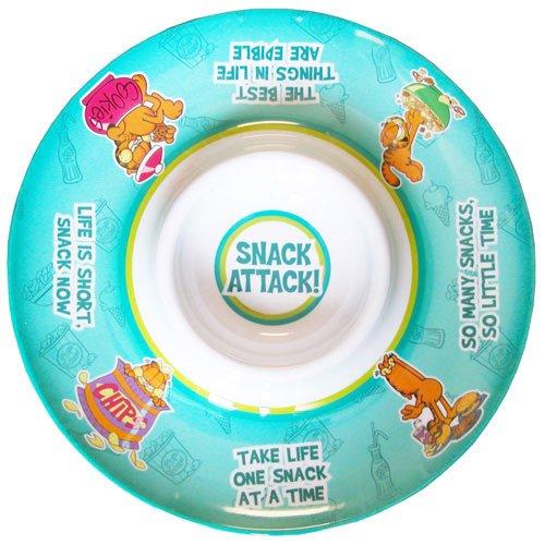 Garfield Chip N Dip Bowl