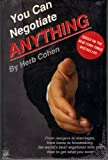 img - for You Can Negotiate Anything By Herb Cohen book / textbook / text book