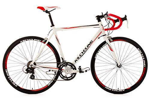 KS Cycling Fahrrad Rennrad Alu Euphoria RH 62