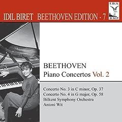 Idil Biret Beethoven Edition 7: Piano Concertos 2
