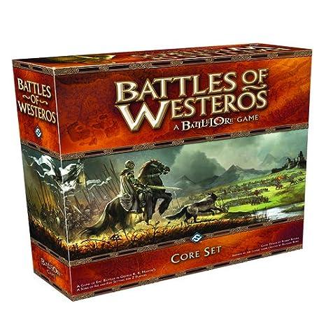 Edge - UBIBW01 - Jeu de Société - Bataille de Westeros