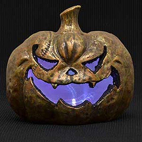 Scary LED Jack O Lantern