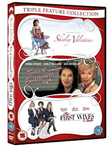 Shirley Valentine/The First Wives Club/Terms Of Endearment [DVD]