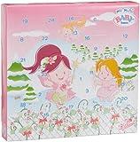 Zapf Creation 811238 - My mini Baby born® Adventskalender 2010