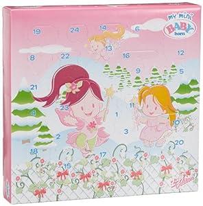 Zapf Creation - 811238 - Calendrier de l'avent 2010 My Mini Baby Born®