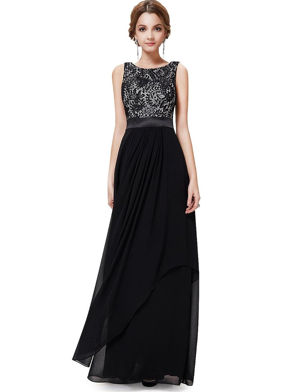 Ever Pretty Elegant Sleeveless Round Neck Evening Party Dress 08217 ever