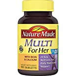 Nature Made Multi For Her, Tablets, 90 tablets