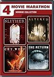 4 Movie Marathon: Horror Collection [Import]