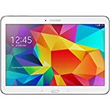 """Samsung SM-T530NZWADBT Tablette tactile 10,1"""" (25,65 cm) Qualcomm Snapdragon 400 (8926) 1,2 GHz 16 Go Android Wi-Fi Blanc"""