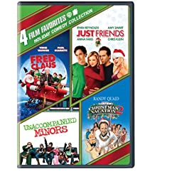 4 Film Favorites: Holiday Comedy Collection