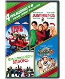 4 Film Favorites: Holiday Comedy (Fred Claus, Just Friends, National Lampoon's Christmas Vacation 2..., Unaccompanied Minors)