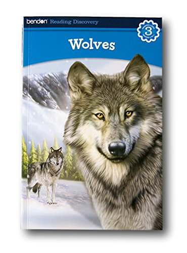 Bendon Reading Discovery Book - Wolves - Grades 2-4 - 1