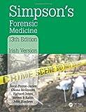 Simpsons Forensic Medicine, 13th Edition: Irish Version