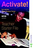 img - for Activate!: Teacher Starter File book / textbook / text book