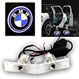 Besdata� 2 x Auto T�rbeleuchtung T�r Licht Door Shadow LED Logo 3D Laser Licht Projector Willkommen Licht Welcome Light (F�r BMW) - PL908