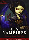 img - for Les Vampires Oracle Cards: Ancient Wisdom and healing messages from the Children of the Night book / textbook / text book