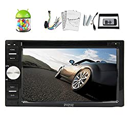 See PURE GPS Navigation Android 4.2 2 Din 6.2' Inch In Dash Car DVD CD Player Radio Stereo WiFi BT Capacitive Muti - Touch Screen WiFi Dual -Core CPU Android system Details