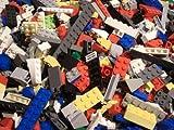 0,5 kg LEGO env. 350 Parts LEGO Marchandise à Kilo Plaques Pierres Roues Parts Différ