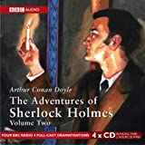 Sir Arthur Conan Doyle The Adventures of Sherlock Holmes: v. 2 (BBC Audio)