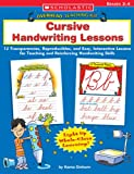 Overhead Teaching Kit: Cursive Handwriting Lessons: 12 Transparencies, Reproducibles, and Easy, Interactive Lessons for Teaching and Reinforcing Handwriting Skills (0439517575) by Einhorn, Kama