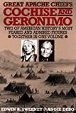 img - for Great Apache Chiefs: Cochise and Geronimo book / textbook / text book