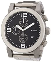 Nixon A347-100 Mens RIDE SS Chronograph Watch