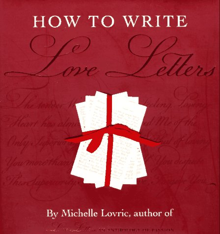 How to Write Love Letters, Michelle Lovric
