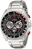 (シチズン) CITIZEN WDR Eco-Drive Black Dial Men Watch 男性腕時計 CA4190-54E [並行輸入品] LUXTRIT