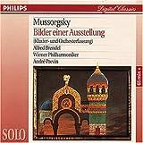 Mussorgsky: Bilder einer Ausstellung (Klavier- und Orchesterfassung) title=
