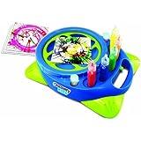 NKOK Discovery Kids Spin N Swirl Splatter Painter Kit